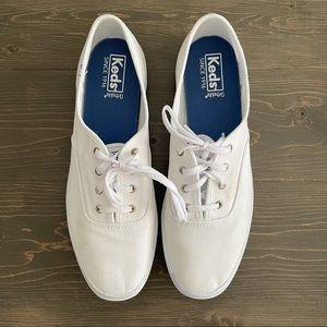 Keds Women's White Champion Sneakers Size 10